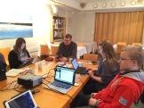 ... sanoista teoiksi; arktisen pedagogiikan kehittelyä...