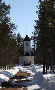 Sevettijärven ortodoksinen kirkko