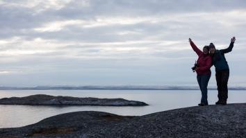 Tervehdys Jäämereltä!